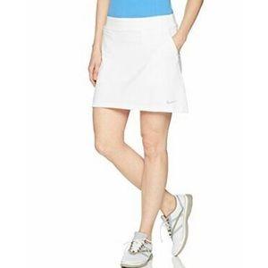 NWT! Nike Dri-Fit Golf Skort